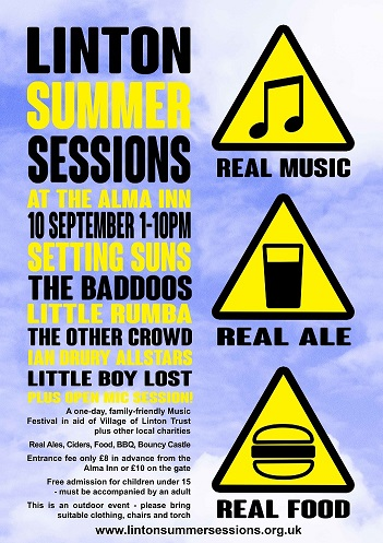 Linton Summer Sessions poster FINAL 2016 very small